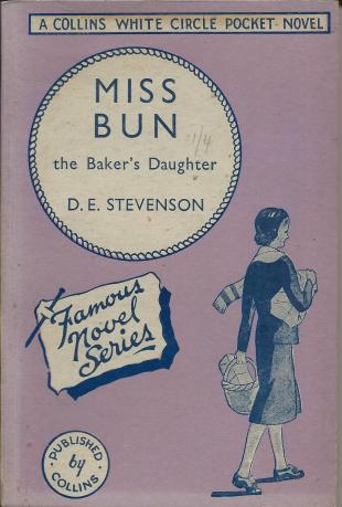 FN Stevenson Miss Bun The baker's daughter